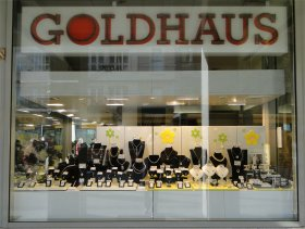 Goldhaus for Outlet store karlsruhe
